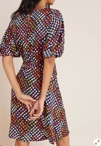 Anthropologie Maeve Melody Mini Dress NWT
